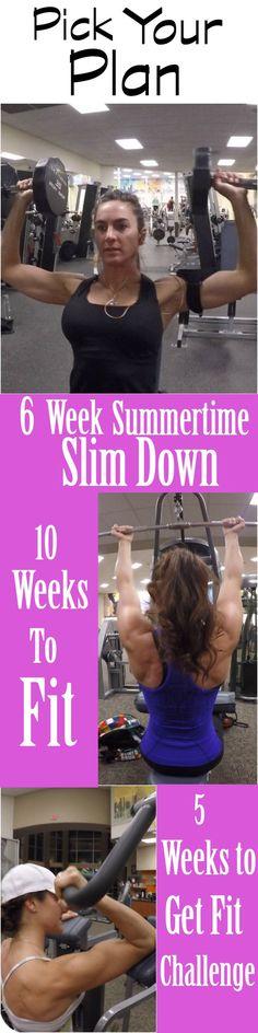 10 weeks, 6 weeks, or 5 weeks you decide!