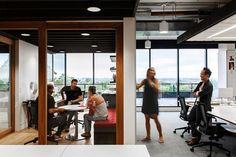 Clemenger BBDO Office by HASSELL - Office Snapshots