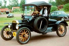 1915 Ford Model T Runabout - Ford Model T - Wikipedia, the free encyclopedia