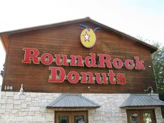 Round Rock Donuts in Round Rock, TX  Number of Visits......I can't count that high.