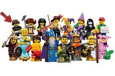 Geek | Lego inclui bonequinho 'gamer' em nova coleçao de figuras colecionáveis - Blue Bus