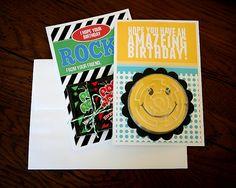 Printable Birthday Cards!