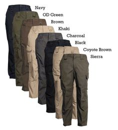 LA Police Gear Operator Tactical Pants w/ Elastic Waistband Mens Tactical Pants, Tactical Clothing, Tactical Gear, Best Hiking Pants, 5.11 Tactical Series, Police Gear, Pantalon Cargo, Survival Backpack, Outdoor Pants
