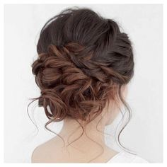 Inspired by #Pinterest ✨ hair by Grace Trendy Hairstyles, Prom Hairstyles For Long Hair, Wedding Hairstyles, Short Hair Cuts For Women, Curly Prom Hair, Long Hair Styles, Hair 2018, Beauty, Bridal Hair