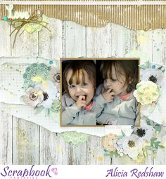 Visit the post for more. My Scrapbook, Layout Inspiration, Close To My Heart, Page Design, Scrapbooking Layouts, Collages, Paisley, Mixed Media, Girly