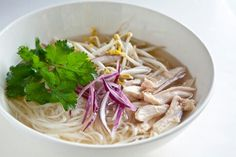 Pho ga slow cooker  http://www.bonappetit.com/recipes/article/healthy-slow-cooker-recipes