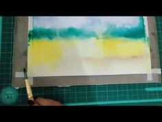 Waterpainting quick demo part 2 by Amrita Tiwary - YouTube