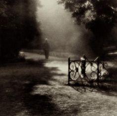 by Jan Lauschmann, 1926 Josef Sudek, Moonlight, It Cast, Gallery, Praha, Outdoor Decor, Painting, Garden, Still Life