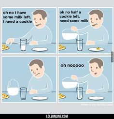 Who Needs To Justify Their Addiction To Cookies And Milk?