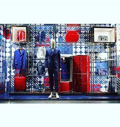 WEBSTA @ eleanvm - #colorblock #vm #visualmerchandiser #vitrinismo #escaparates #instafollow #instafashion #shoes #igersshoes #vm #visualmerchandiser #visual #design #decoration #marketing #store #stylish #outfit #instafashion #instapic #instavisual  #retail #instavisual