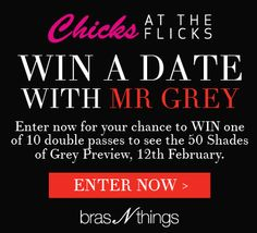 Win a date with Mr Grey