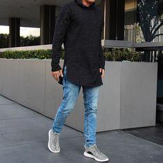 Buy Outfit from @orolosangeles http://ift.tt/1U02klt Follow @orolosangeles by mensfashionpost