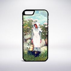 Winslow Homer - Girl And Laurel Phone Case – Muse Phone Cases