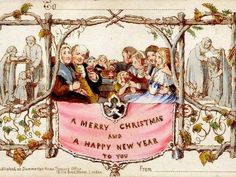 The History of the Christmas Card - Borne out of having too little time, the holiday greeting has boomed into a major industry