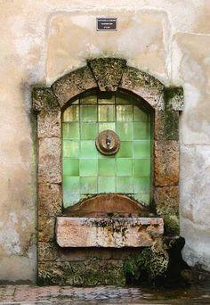 Fontaine de l'espoir ~ Barjols.