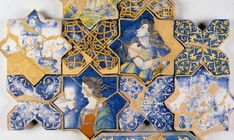 maiolica/mosaic