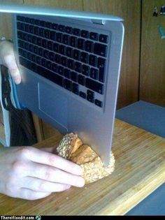 Best use for a Mac yet!