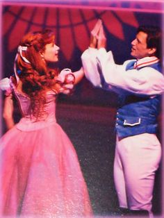 Little Mermaid Broadway - One Step Closer :) This is my favorite scene from any musical, ever.