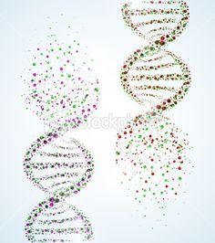 DNA molecule art print – MimiPrints - Anatomy and Science Art Watercolor Prints Dna Tattoo, Tatoos, Dna Kunst, Medical Illustration, Illustration Art, Dna Art, Dna Molecule, Molecule Tattoo, Biology Art