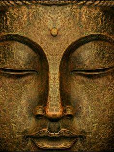 Buddha Face, Buddha Zen, Buddha Buddhism, Buddhist Art, Buddha Artwork, Buddha Wall Art, Buddha Painting, Indian Paintings, Cool Paintings