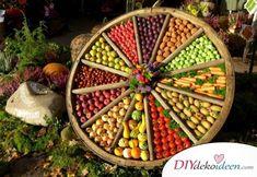 Erntedankfest Deko selber machen - Dekoideen
