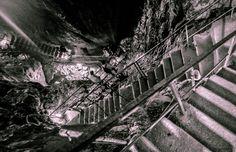 Grotta del Cavallone - Scale