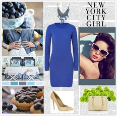 """Uptown"" by beeutybee on Polyvore"
