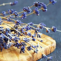 A pinch of dried lavender on your pillow can help you sleep like a baby. | health.com
