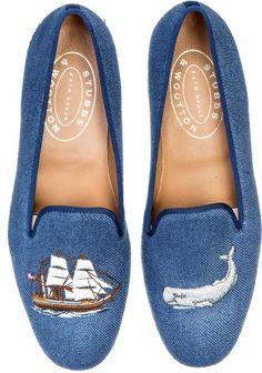 Nantucket grooms we have the prefect Stubbs & Wootton shoe for your Nantucket wedding!