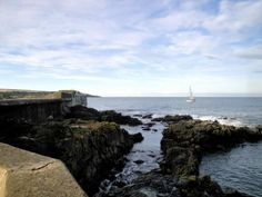 Portsoy the calm after the storms