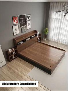 Bedroom Cupboard Designs, Wardrobe Design Bedroom, Bedroom Closet Design, Bedroom Furniture Design, Home Room Design, Bed Furniture, Home Decor Furniture, Home Bedroom, Home Interior Design