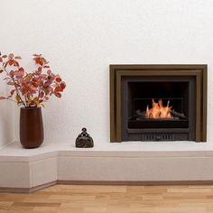 How to convert your old wood burning fireplace to a ventless, ethanol fireplace!