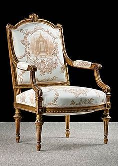 French Antique Chairs, Antique Chairs, Antique Dining Chairs and Antique Armchairs imported from France by Alhambra Antiques. Antique French Furniture, Classic Furniture, Luxury Furniture, Vintage Furniture, Furniture Design, Deco Furniture, Antique Armchairs, French Chairs, Louis Xvi