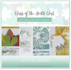 Join my card making class of the month club and earn tons of freebies today! #membership #cardmaking #handmadecards