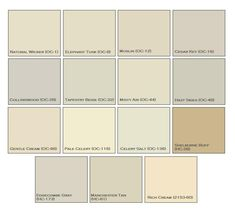 One of the Most Important Home Staging Tools Kelly Moore Paint Color Swatches Matching Paint Colors, Neutral Paint Colors, Wall Paint Colors, Interior Paint Colors, Color Beige, Paint Colors For Home, Room Colors, White Colors, Neutral Tones