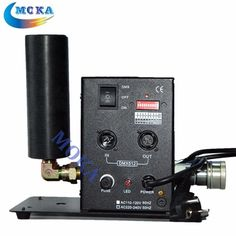 1360.00$  Buy now - http://ali5vy.worldwells.pw/go.php?t=32271989899 - 8Pcs/Lot CO2 Machine Stage White Cold Smoke Co2 Jet 100V-220V With 8-10 Meter Spray CO2 Fog Jet Machine for dj 1360.00$