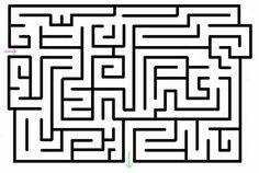 Fun Maze Games | garden maze halloween maze simple maze 1
