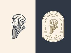 John Knox 3  by Peter Voth #Design Popular #Dribbble #shots
