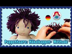 DIY | Waldorfpuppe: Puppenkörper stopfen und nähen| Klassische Sami Doll Anleitung | Teil 3 - YouTube