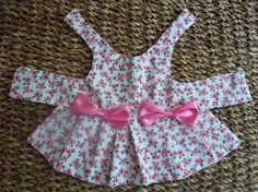 Cute dress! Probably wouldn't make one for Clair, unless it's for a halloween costume.: