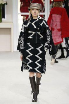 Chanel Otoño Invierno 2016/2017 - 22