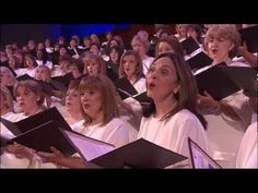 My Shepherd Will Supply My Need - Psalm 23 - Mormon Tabernacle Choir accompanied by Harp, Flute and Oboe.  I want to learn this harp part.  My choir performed it with only harp and flute; however we are substatially smaller than the Mormon Tabernacle Choir!