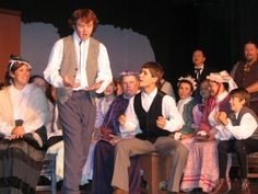 The Adventures Of Tom Sawyer :: Central Stage Theatre of County Kitsap