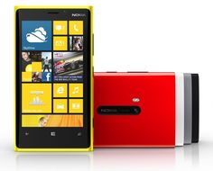 Nokia Lumia 920 announced with Windows Phone 8, 4.5-inch display, wireless charging, and 'PureView'camera