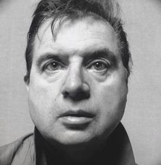 Francis Bacon. Photo: John Deakin, 1968.