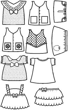 1000 images about thema kleding zomer on