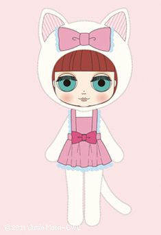 blythe meowsy wowsy - I can't wait to get this girl