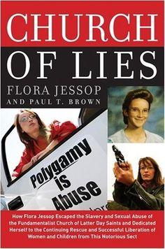 Church Of Lies by Flora Jessop -- Moms Bookshelf & More: