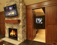 Media Room Design, Pictures, Remodel, Decor and Ideas - #dreamhome.  Let me help you find yours.  Johnny Sparrow, Keller Williams