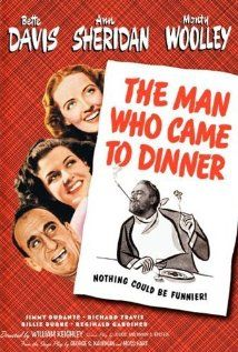 The Man Who Came to Dinner (1942) ......Uploaded By www.1stand2ndtimearound.etsy.com